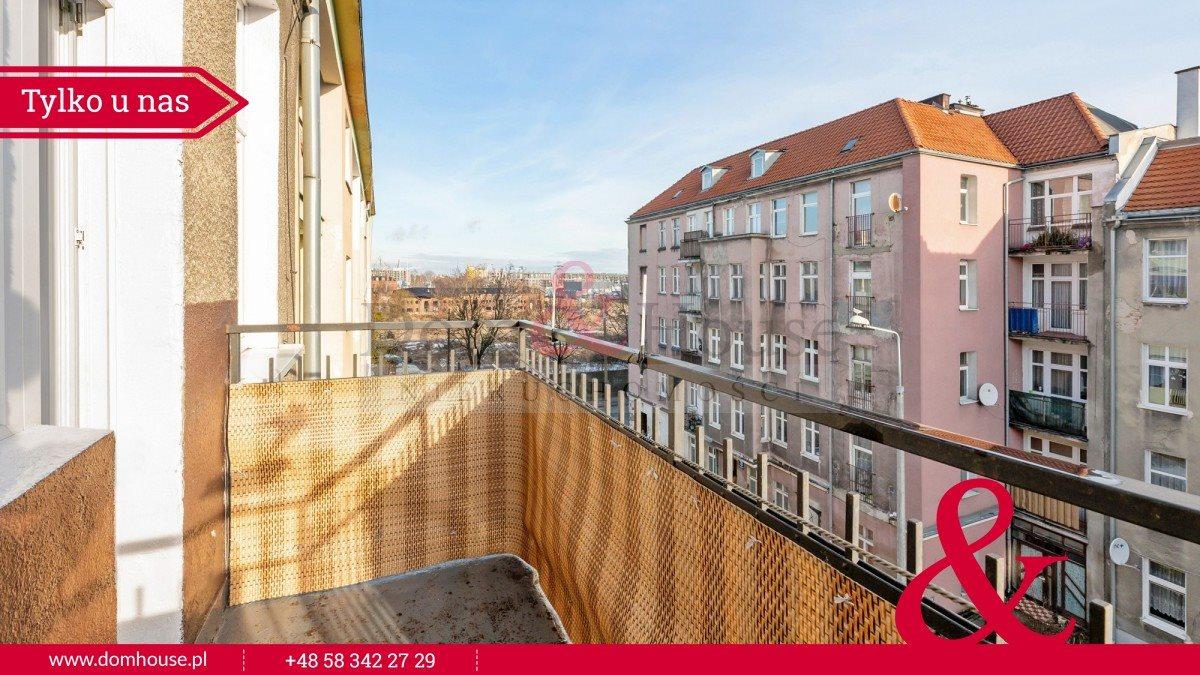 Mieszkanie trzypokojowe na sprzedaż Gdańsk, Śródmieście, Mariana Seredyńskiego  65m2 Foto 10
