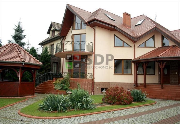 Dom na sprzedaż Wrocław, Krzyki, Partynicka  720m2 Foto 1