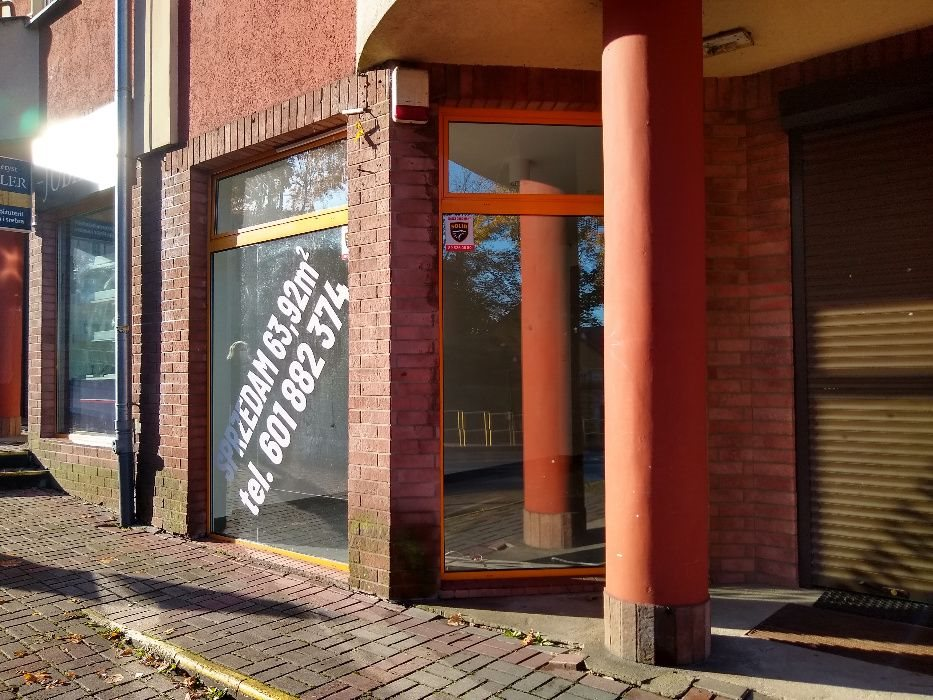 Lokal użytkowy na sprzedaż Ostróda, Czarnieckiego 4  64m2 Foto 4