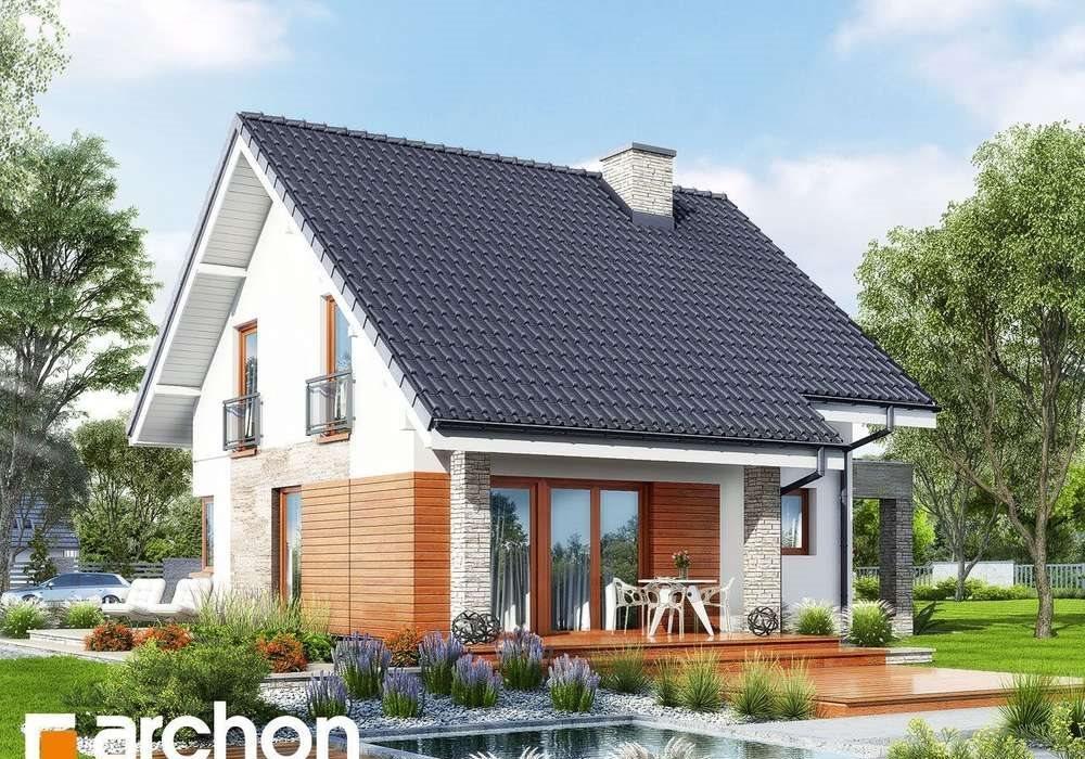 Dom na sprzedaż Łukęcin  91m2 Foto 2