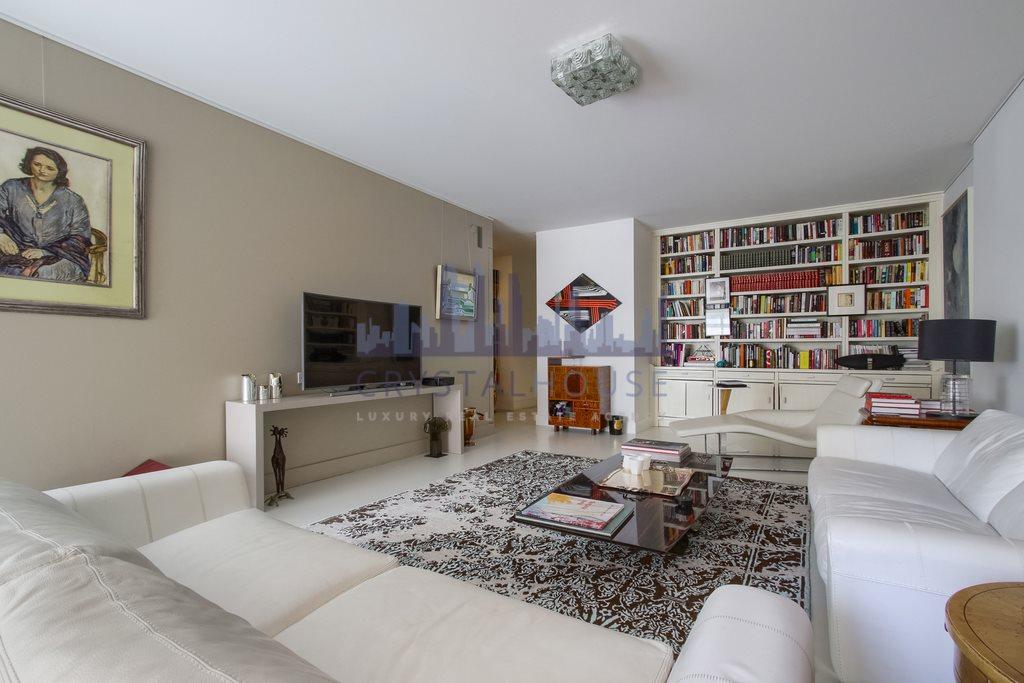 Mieszkanie trzypokojowe na sprzedaż Warszawa, Mokotów, Zbyszka Cybulskiego  121m2 Foto 2