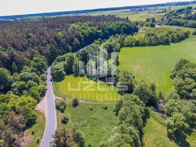 Działka rolna na sprzedaż Czarnocin  1900m2 Foto 1