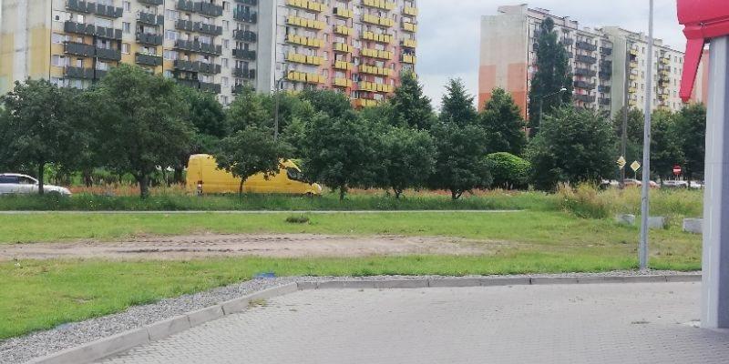 Działka inna pod dzierżawę Radom, Żółkiewskiego  1600m2 Foto 2