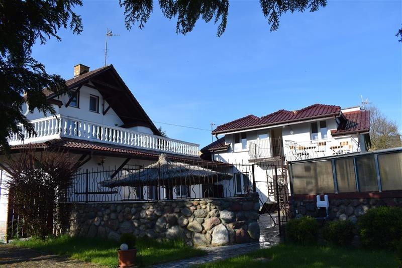 Dom na sprzedaż Unieście, Jezioro, Pas nadmorski, Marzanny  390m2 Foto 1