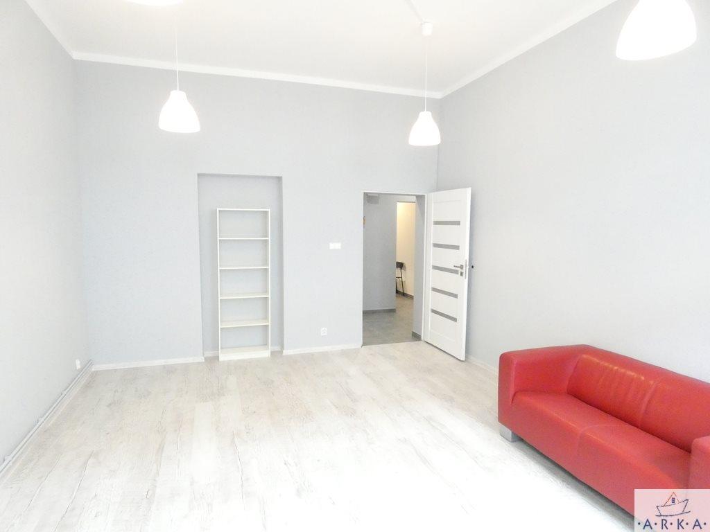 Mieszkanie dwupokojowe na wynajem Szczecin, Centrum  69m2 Foto 4
