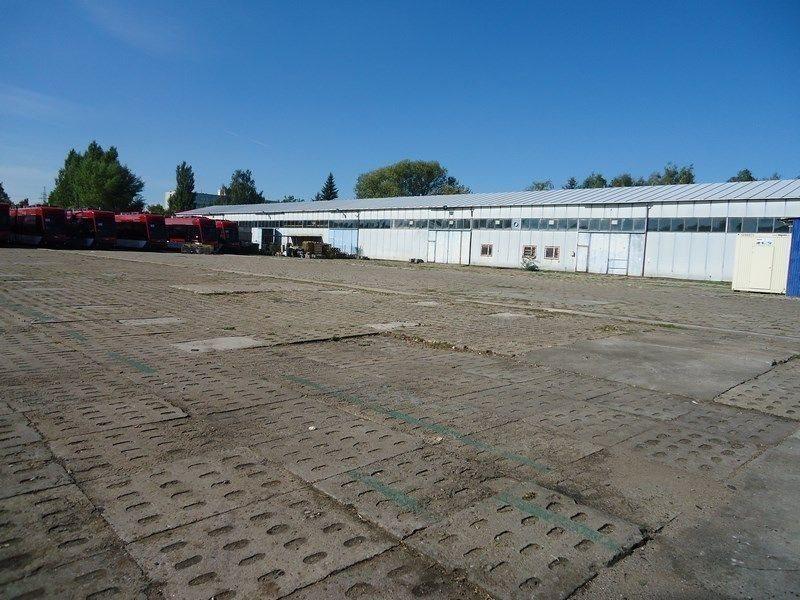Działka przemysłowo-handlowa pod dzierżawę Poznań, Grunwald, utwardzony plac  500m2 Foto 1
