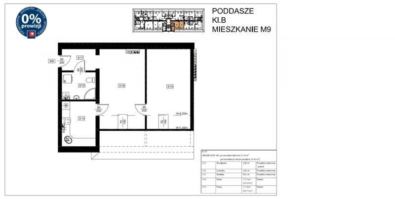 Mieszkanie dwupokojowe na sprzedaż Szprotawa, Koszarowa  51m2 Foto 5