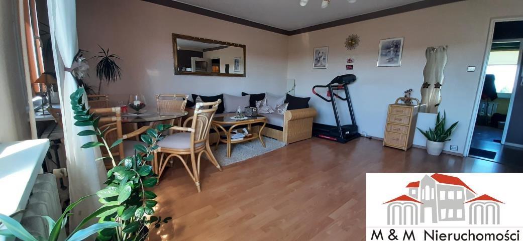 Mieszkanie trzypokojowe na sprzedaż Grudziądz, Strzemięcin  61m2 Foto 2