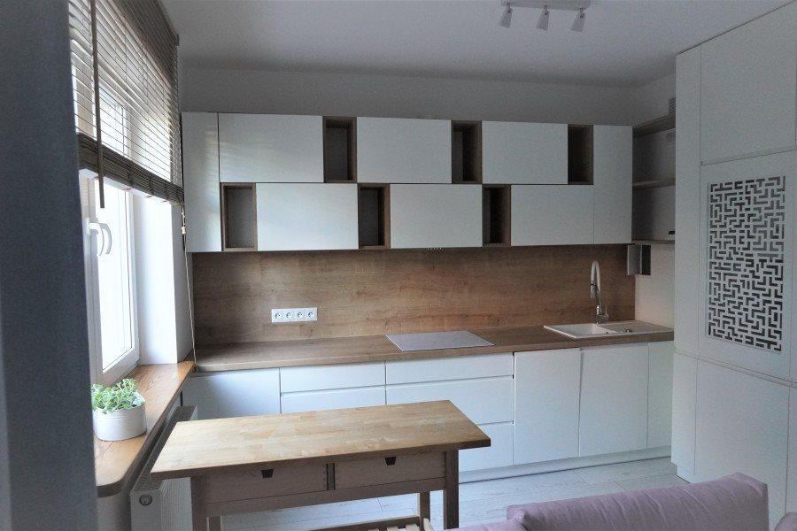 Mieszkanie dwupokojowe na sprzedaż Szczecin, Warszewo  45m2 Foto 2