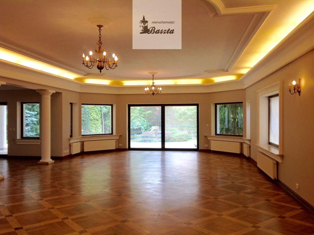 Luksusowy dom na wynajem Konstancin-Jeziorna  450m2 Foto 4