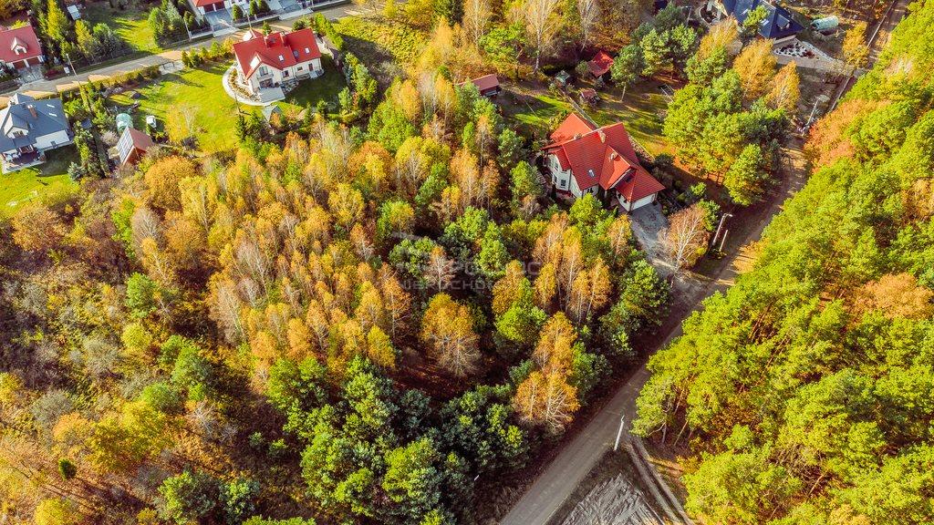 Działka budowlana na sprzedaż Oliszki  1200m2 Foto 7
