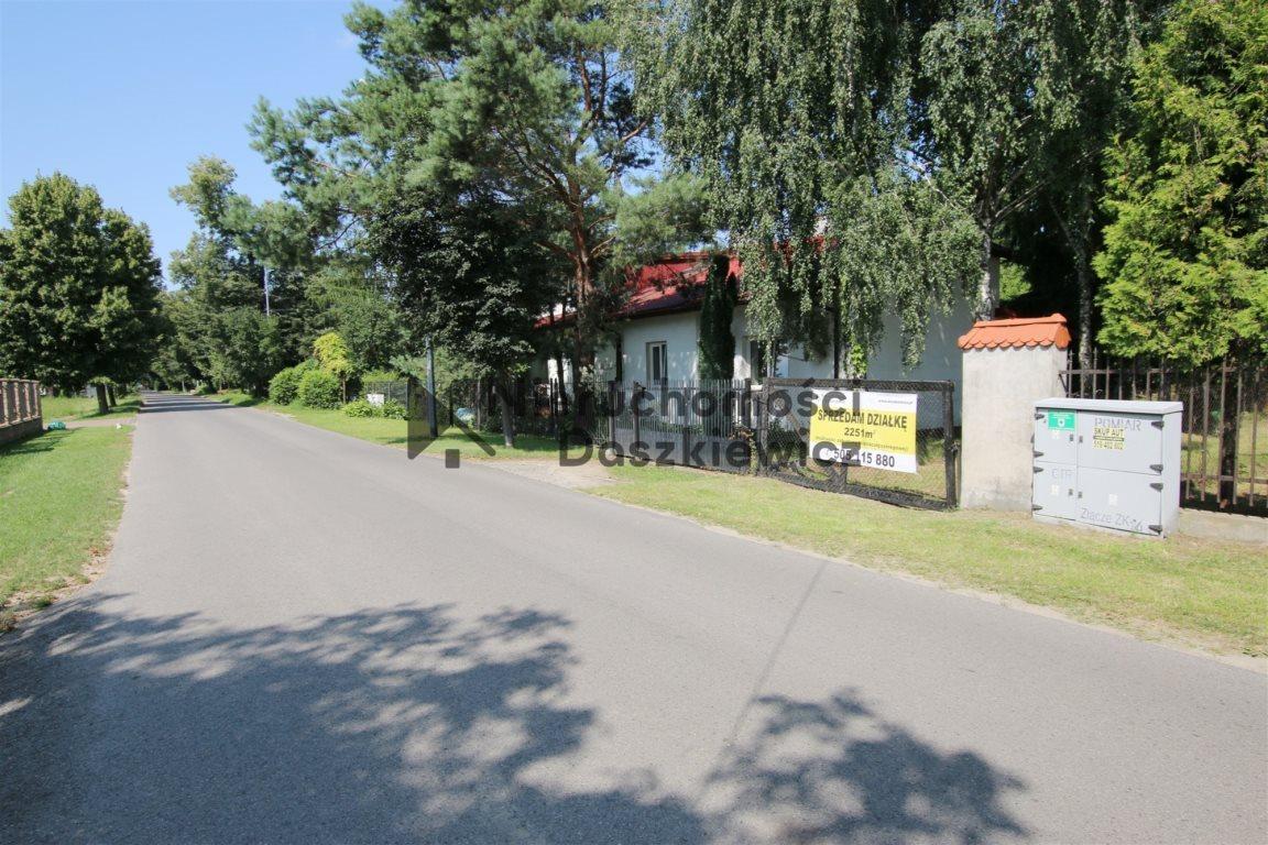 Działka budowlana na sprzedaż Bielawa, Lipowa  2251m2 Foto 2