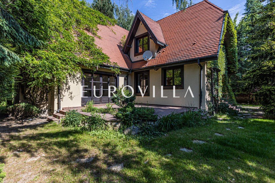 Dom na wynajem Konstancin-Jeziorna, Aleja Wojska Polskiego  275m2 Foto 3