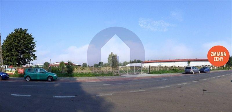 Działka przemysłowo-handlowa pod dzierżawę Kłodzko  6131m2 Foto 3