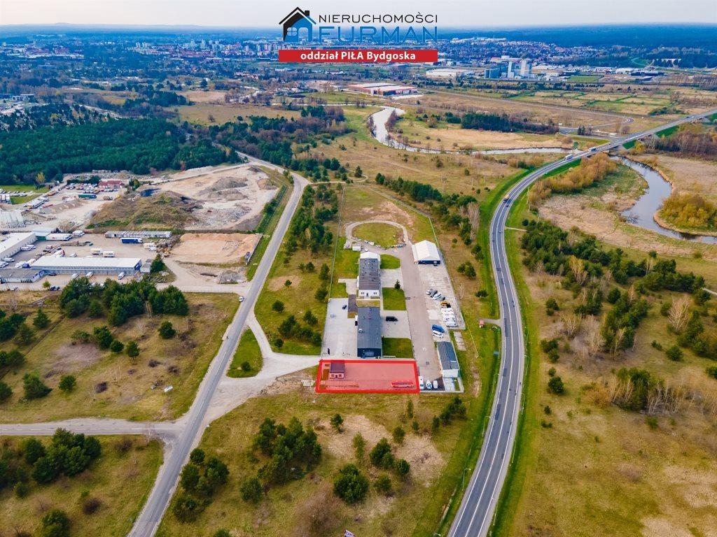 Lokal użytkowy na sprzedaż Piła  39m2 Foto 1