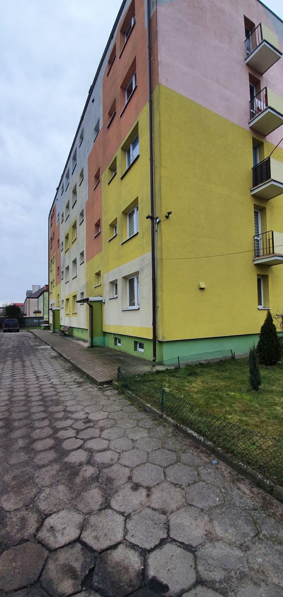 Mieszkanie trzypokojowe na sprzedaż Ustka, Darłowska 6B  46m2 Foto 10