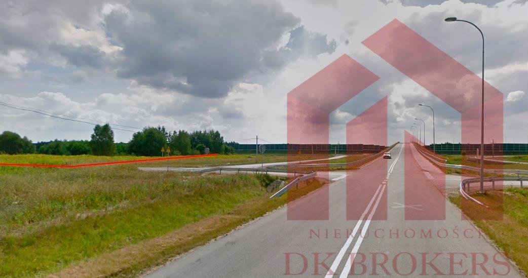 Działka przemysłowo-handlowa na sprzedaż Sędziszów Małopolski  20937m2 Foto 2
