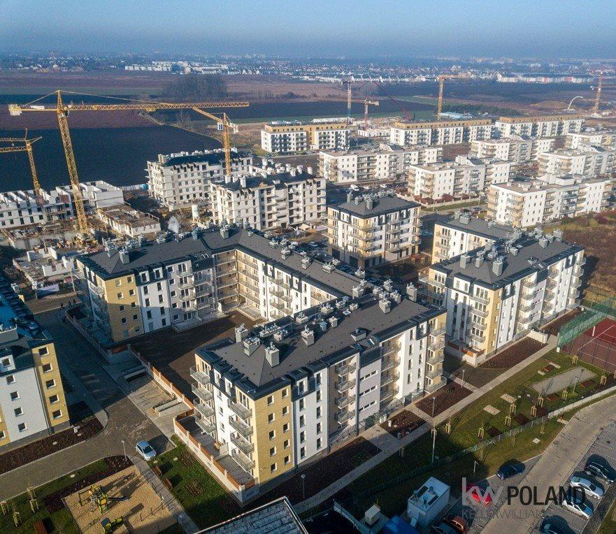 Mieszkanie trzypokojowe na sprzedaż Wrocław, Krzyki, Klasztorna  62m2 Foto 8