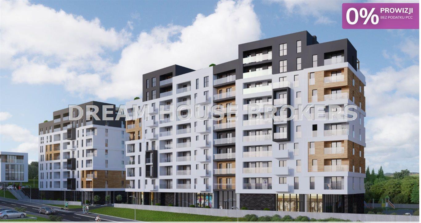 Mieszkanie czteropokojowe  na sprzedaż Rzeszów, Przybyszówka, Karoliny  69m2 Foto 2