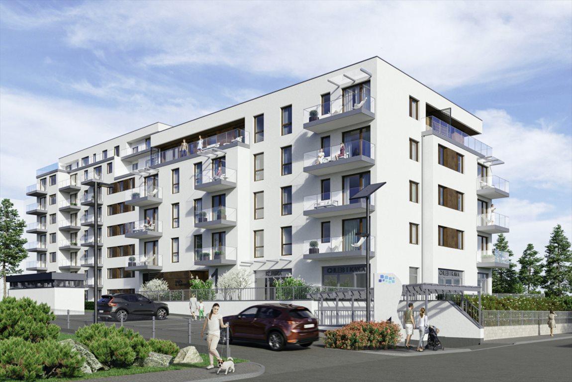 Mieszkanie trzypokojowe na sprzedaż Rumia, Żeglarzy  65m2 Foto 1