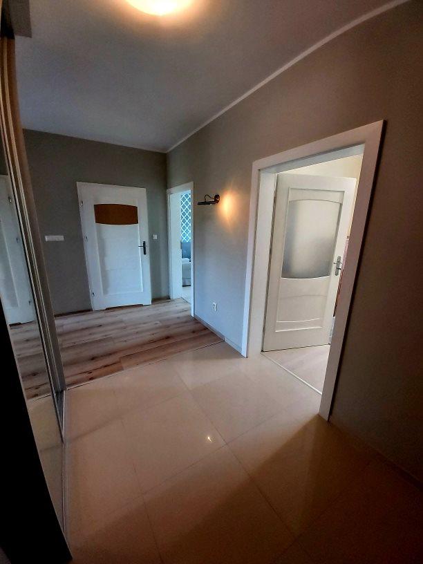 Mieszkanie trzypokojowe na wynajem Wrocław, Krzyki, Zielone Wojszyce, Iwaszkiewicza 6  65m2 Foto 11