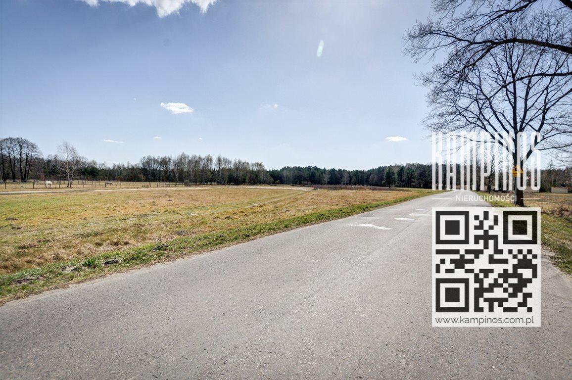 Działka rolna na sprzedaż Mariew, Stare Babice, oferta 2609  1536m2 Foto 3