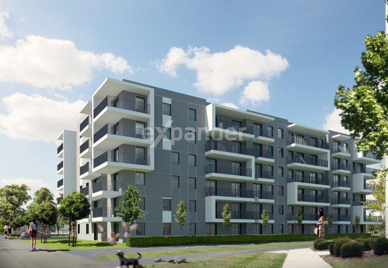 Mieszkanie trzypokojowe na sprzedaż Bydgoszcz, Kapuściska  46m2 Foto 1
