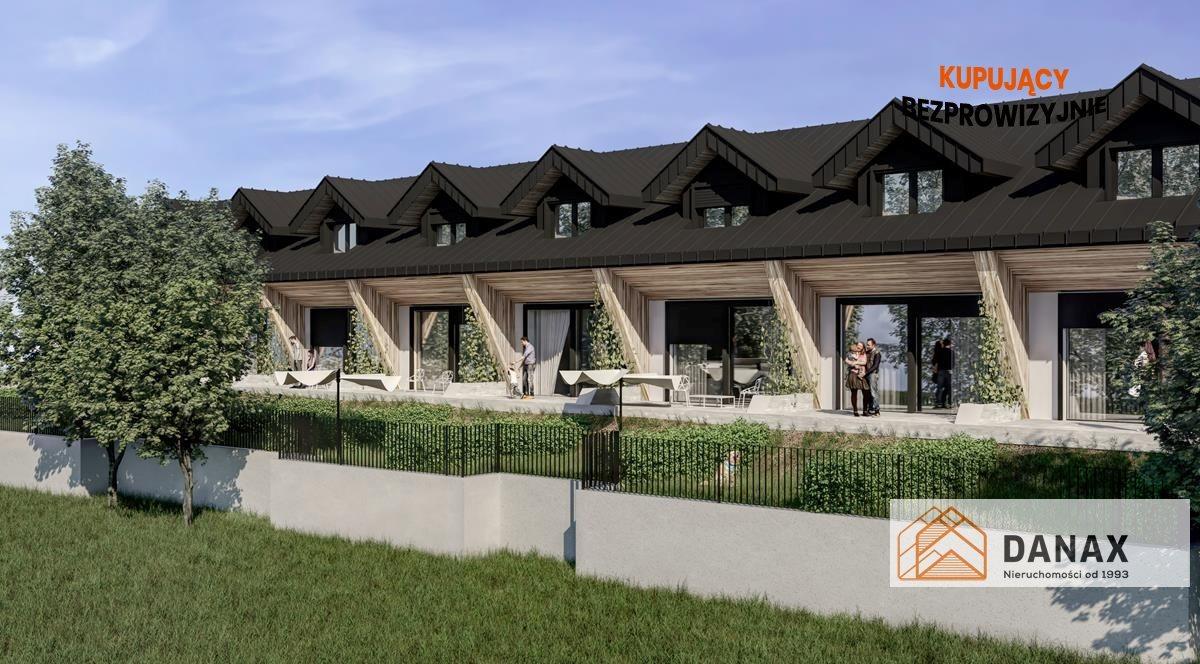 Mieszkanie czteropokojowe  na sprzedaż Kraków, Dębniki, Ruczaj, Kobierzyńska  124m2 Foto 1