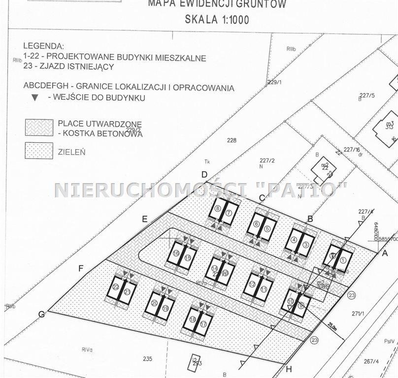 Działka inwestycyjna na sprzedaż Żnin, Bożejewiczki  8500m2 Foto 6