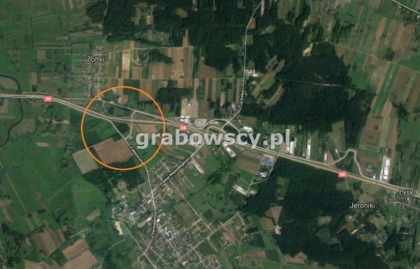 Działka budowlana na sprzedaż Choroszcz, Choroszcz  16638m2 Foto 2
