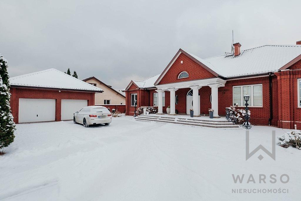 Dom na sprzedaż Łomianki, Podleśna  380m2 Foto 3