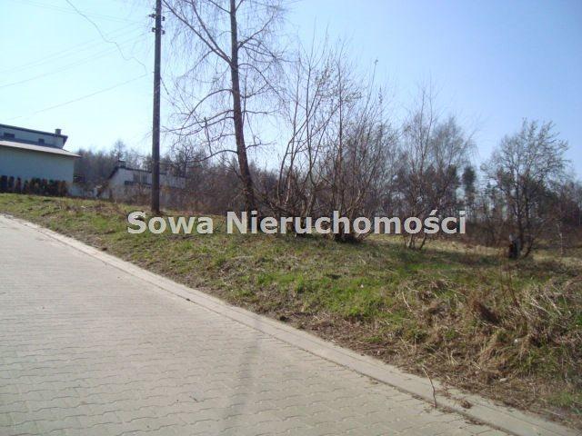 Działka budowlana na sprzedaż Wałbrzych, Nowe Miasto  597m2 Foto 1