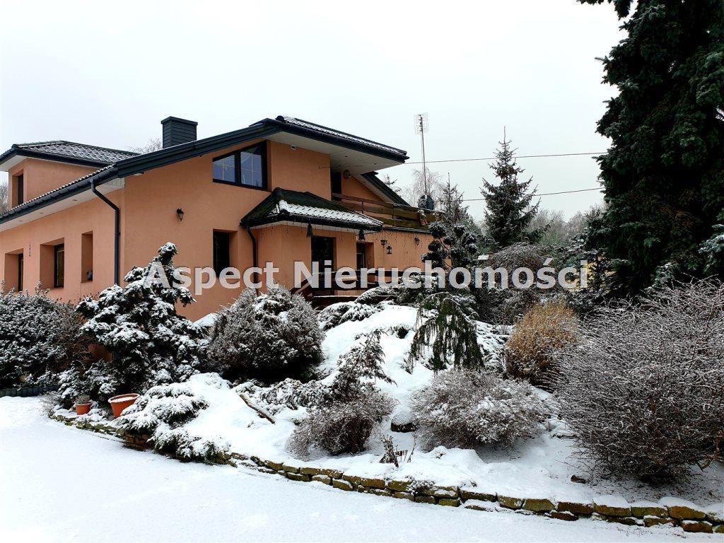 Dom na sprzedaż Aleksandrów Łódzki, Krzywiec  257m2 Foto 1
