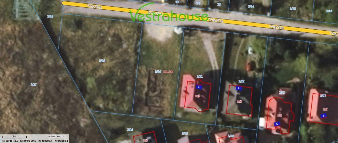 Działka inna na sprzedaż Ząbki, Ząbki, Wspólna  720m2 Foto 2