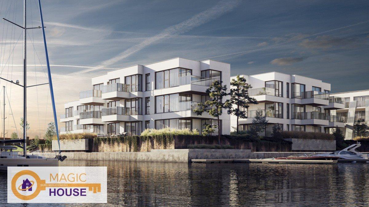 Mieszkanie dwupokojowe na sprzedaż Gdańsk, Sobieszewo, Łąkowa  41m2 Foto 4