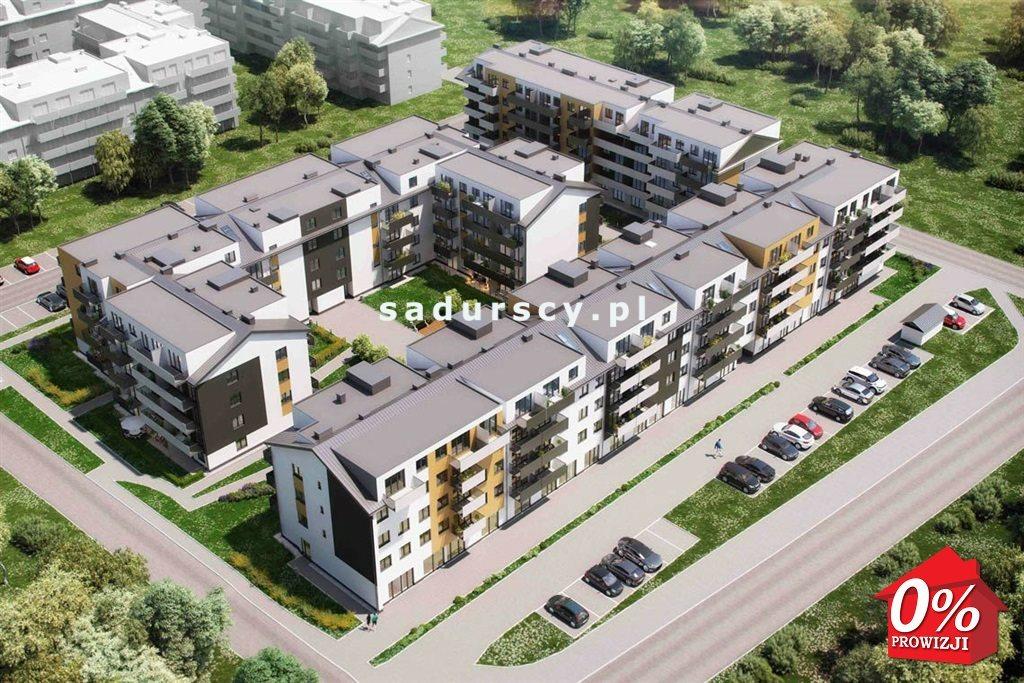 Mieszkanie trzypokojowe na sprzedaż Kraków, Bieżanów-Prokocim, Osiedle Złocień, Osiedle Złocień  51m2 Foto 5