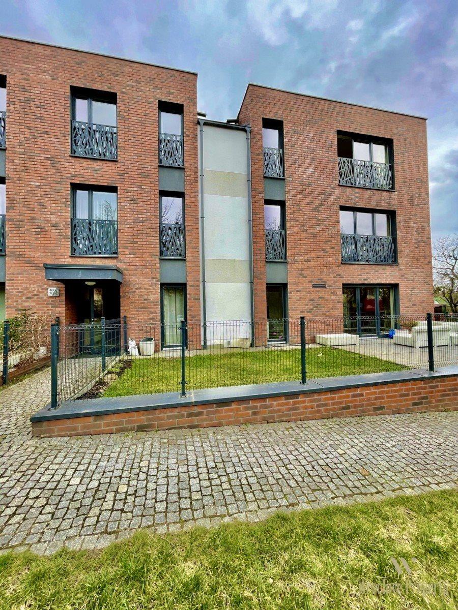 Mieszkanie trzypokojowe na sprzedaż Wrocław, Biskupin, Edwarda Dembowskiego  60m2 Foto 2