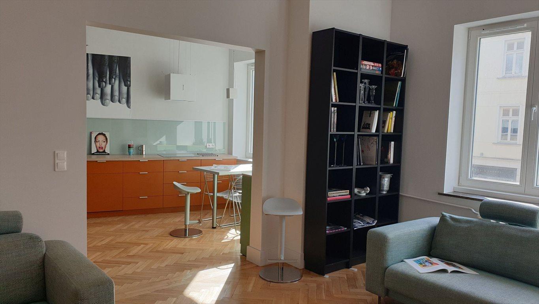 Mieszkanie trzypokojowe na sprzedaż Warszawa, Śródmieście, Wiejska  107m2 Foto 1