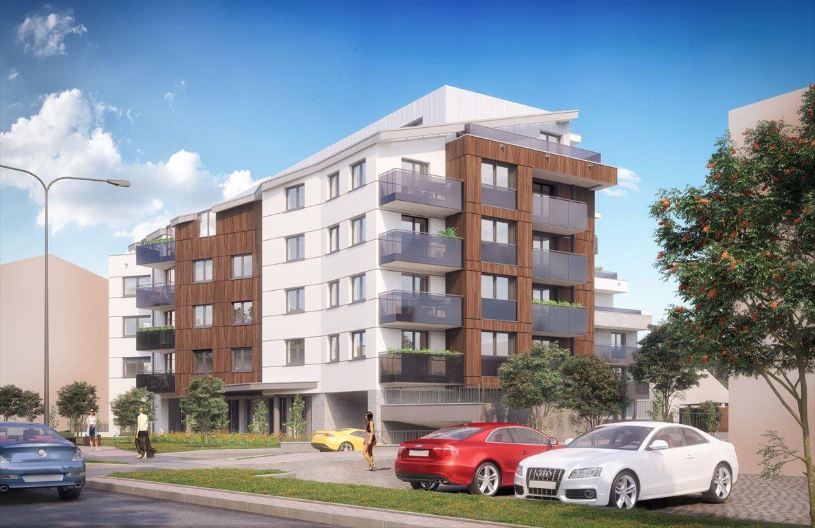 Mieszkanie trzypokojowe na sprzedaż Białystok, ul. Generała Józefa Hallera  72m2 Foto 1
