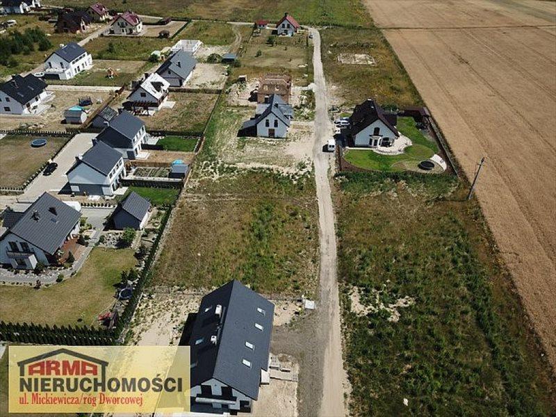 Działka budowlana na sprzedaż Stargard, Niepodległości  1448m2 Foto 2