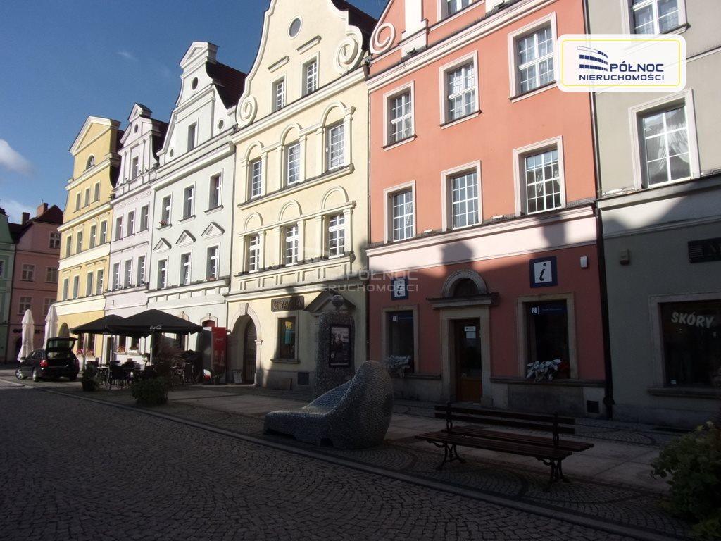 Lokal użytkowy na wynajem Bolesławiec, rynek Rynek  140m2 Foto 1