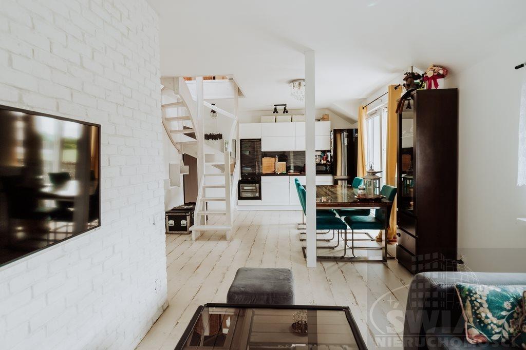 Mieszkanie trzypokojowe na sprzedaż Warzymice  46m2 Foto 6