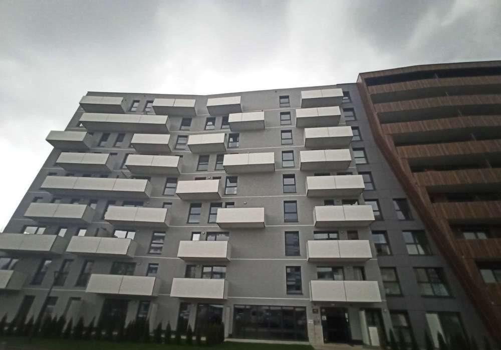 Mieszkanie dwupokojowe na wynajem Katowice, Muchowiec, Ignacego Paderewskiego  38m2 Foto 10
