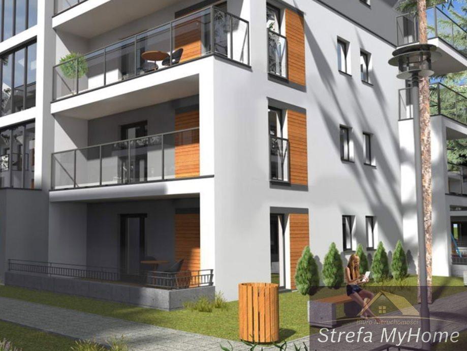 Mieszkanie trzypokojowe na sprzedaż Pobierowo  43m2 Foto 7