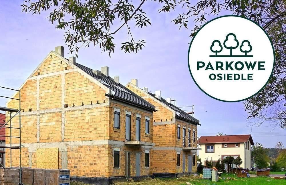 Dom na sprzedaż Jelenia Góra, Czarne, Domy na Osiedlu Parkowym w Jeleniej Górze  113m2 Foto 1