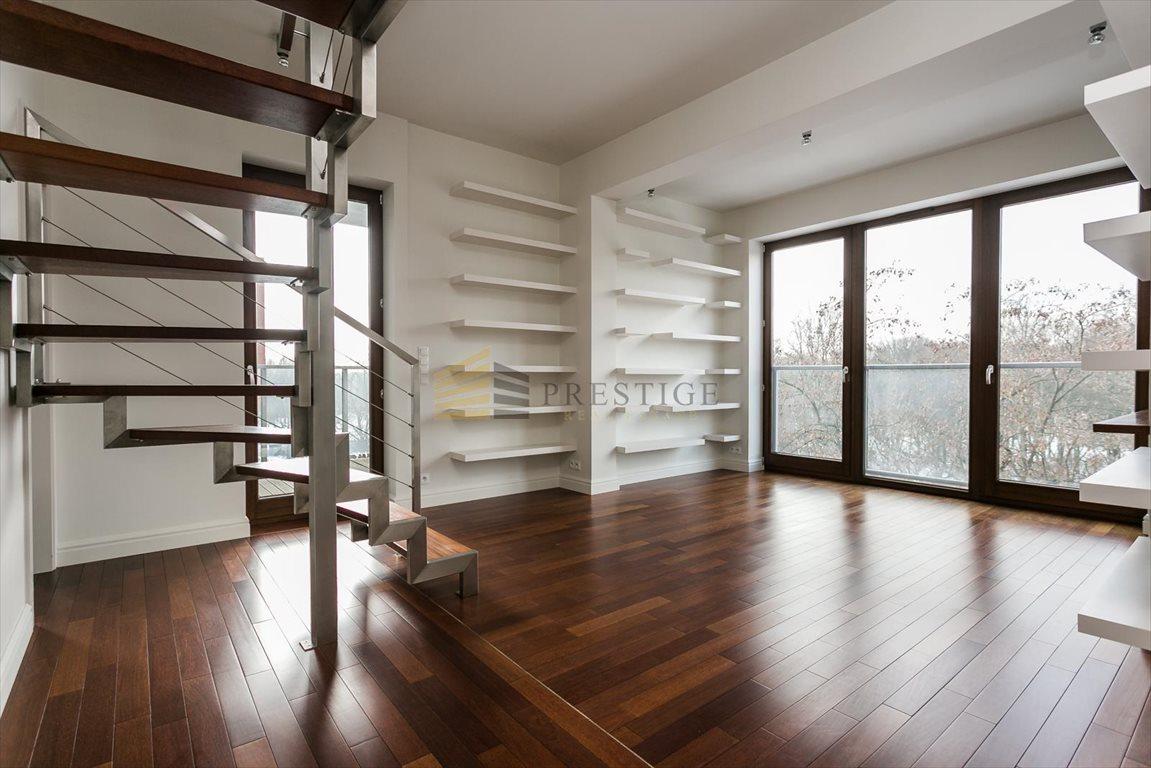 Mieszkanie czteropokojowe  na wynajem Warszawa, Mokotów, Biały Kamień  161m2 Foto 4