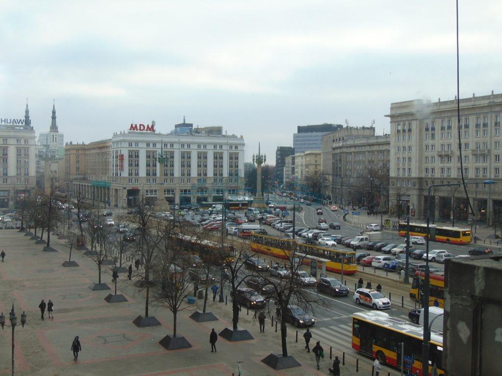 Lokal użytkowy na wynajem Warszawa, Śródmieście, pl. Plac Konstytucji  120m2 Foto 1