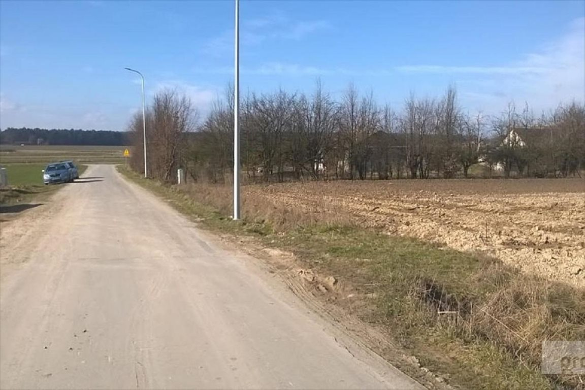 Działka budowlana na sprzedaż Zemborzyce Tereszyńskie, Konopnica  3400m2 Foto 1