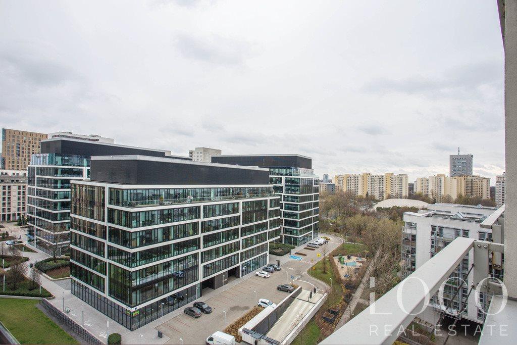 Mieszkanie dwupokojowe na wynajem Warszawa, Śródmieście, Zygmunta Słomińskiego  55m2 Foto 9