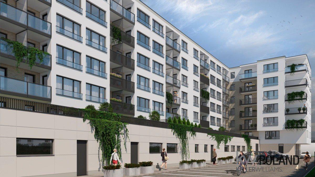 Mieszkanie trzypokojowe na sprzedaż Wrocław, Śródmieście, Kręta  54m2 Foto 4